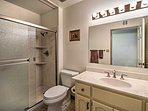 Each bedroom has a full en-suite bathroom.