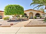 Escape to this 2-bedroom, 2-bath vacation rental home in Mesa!