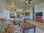 Fall in love with Alto, New Mexico from this high-end townhome!