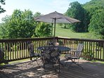 Dine On The Deck By The Mountain Vistas