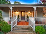 Curraweena House is a heritage home, lovingly restored. It will turn 100 years old in 2020.