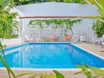 Lovely Three bedroom Villa in downtown Cozumel