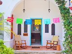 Spacious 4 bedroom Villa in the Heart of Cozumel!