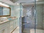 All New Master Bath!  Wow! 208 B Shipwatch!