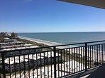 Balcony. Ocean View