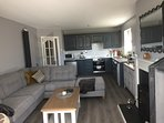 3 bedroom ground floor apartment - St.Helens bay, Rosslare, co.wexford - newly refurbished throughou