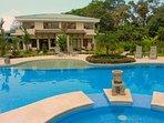 Villa Paloma by the heavenly pool