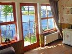 Loch view sitting room