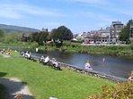Paddle or Swim Llanrwst