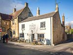 One of Stow's many traditional pubs