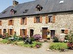 4 bedroom Villa in Maupertuis, Normandy, France : ref 5565671