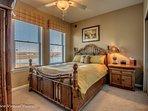 Bedroom 3 - Luxury Queen Bed - Water View Too!