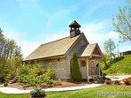 Wedding Chapel near Alpine Tranquility