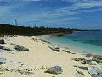 Hidden Beach is just 5 minutes away.