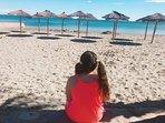 Beach at Los Alcazares