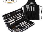 Professional BBQ grilling set available for your BBQ cooking