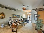 You'll love the lavish furnishings and open concept format of the home.