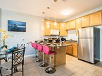Clean new stainless steel appliances
