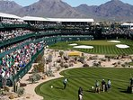 Just a short ride/drive to TPC Scottsdale. Home of the Phoenix Open