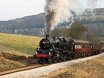 Keighley Worth Valley Steam Railway