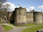 Beautiful Skipton Castle