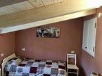 Appartamento 'White Rose' - Camera da letto