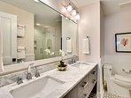 Complete Bathroom Renovation!