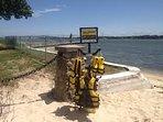 Founders Landing Beach - Boat ramp