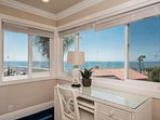 Ocean view from the second master bedroom.