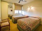 Bedroom 3 2 x extra long singles