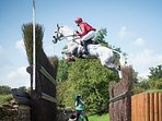 The world famous Burghley Horse Trials are right on our doorstep!