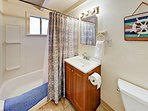 Bathroom - Lower Unit
