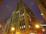 Mutual Heights is the finest Art Deco building in Cape Town