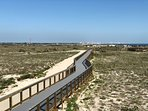 Inlet park new board walk.