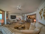This impeccable condo sleeps 8 and features 2,033 square feet of living space.