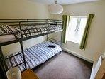 Bedroom #3 - adult bunks