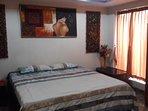 bedroom 2 ground floor bed king size