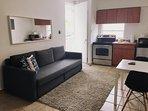Modelo  Apartamento 1 cuarto  Decoración puede varia según disponibilidad.