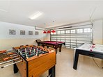 Private Game Room