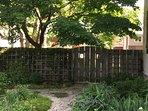 Perenniel garden