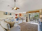 The floor plan is open & inviting; the fine furnishings have been hand selected to offer you the ultimate in luxury...