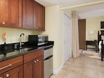 The 2nd Mater Suite features a kitchenette