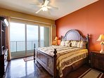 Guest master bedroom with king bed!