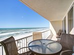 Gulf-Front Balcony Offers an Absolutely Magnificent View!