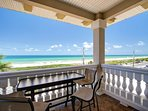 This could be your view when you book your next Panama City Beach vacation at Fanatasea Beach House, 19018 Front Beach...
