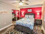 Your guests will rest like a baby in the Queen guest room
