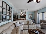 Luxurious upgrades throughout this home are everywhere you turn