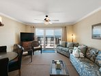 This luxurious town home offers a Queen sofa sleeper so that this home will comfortably sleep 6