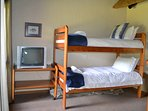 Bunk bed for children under 12 years of age