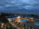 Evening at Beachside Colony Resort
